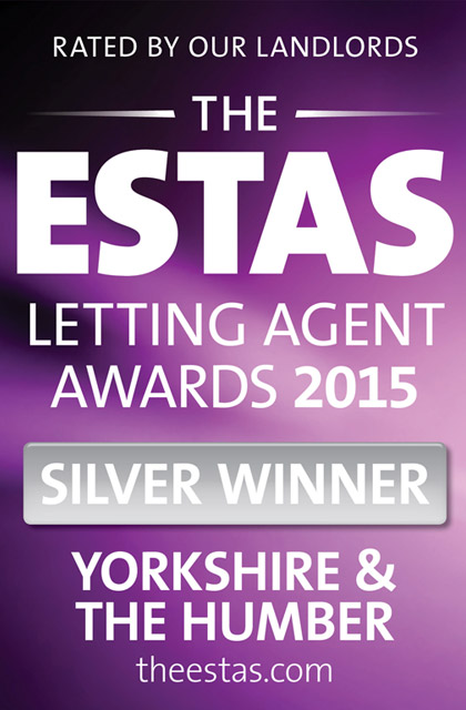 The ESTAS 2015 Silver Winner