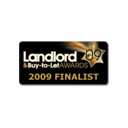 Landlords and Buy to Let Awards 2009 Finalist