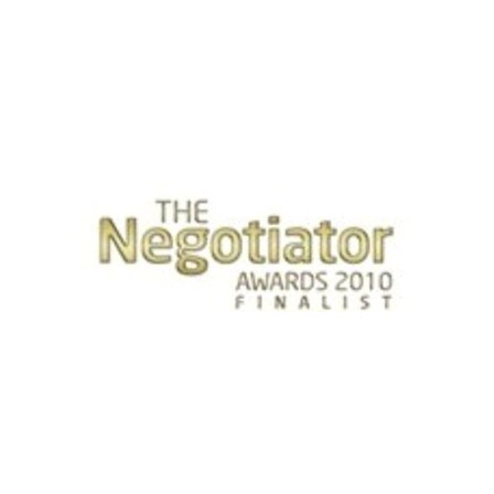 The Negotiator Awards 2010 Finalist