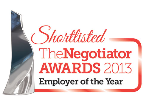 The Negotiator Awards 2013