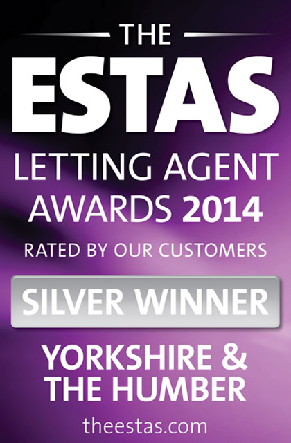 The ESTAS 2014 Silver Winner