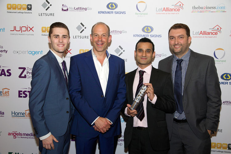 The ESTAS 2014 Silver Award